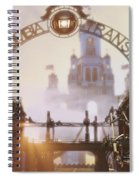 Bioshock Infinite Spiral Notebook