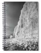 Birling Gap And Seven Sisters Spiral Notebook