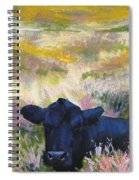 Black Cow Dartmoor Spiral Notebook