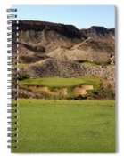 Black Jack's Crossing Golf Course Hole 13 Spiral Notebook