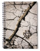 Blair Cracked Mud 1685 Spiral Notebook