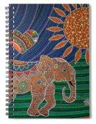 Blinkitart #7 Spiral Notebook