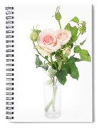 Rose Twigs Spiral Notebook