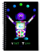 Blue Note Spiral Notebook