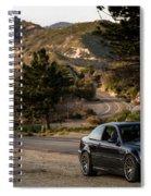 Bmw M3 E46 Spiral Notebook
