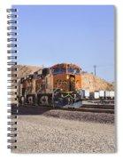 Bnsf6281 Spiral Notebook
