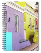 Bo Kaap 1 Spiral Notebook