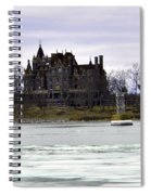 Boldt Castle Spiral Notebook