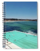 Bondi Beach Spiral Notebook