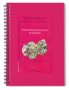Book Cover Education Et Citoyennete Au Rwanda Spiral Notebook