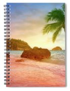 Boracay Philippians Spiral Notebook