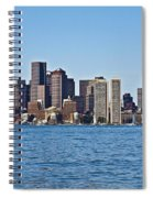 Boston Mar142 Spiral Notebook