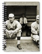 Boston Red Sox, C1916 Spiral Notebook