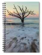 Botany Bay Morning Spiral Notebook