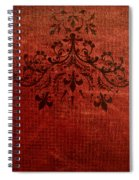 Boudoir Two Spiral Notebook
