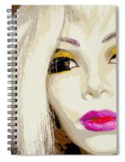Bowery Beauty Spiral Notebook