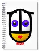 Brand Spiral Notebook