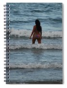 Brazilian Beauty Spiral Notebook