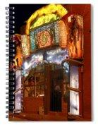 Brewery Gulch Color In Bisbee Spiral Notebook