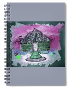 Brick House Spiral Notebook