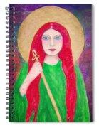 Brighid Spiral Notebook