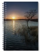 Broad Pool North Gower Spiral Notebook