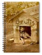Brutis Spiral Notebook