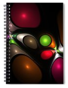 Bubbleshock Spiral Notebook