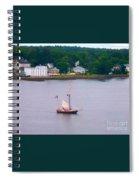 Bucksport Spiral Notebook