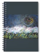 Buckwheat Field Spiral Notebook