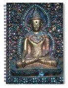 Buddhist Deity Spiral Notebook