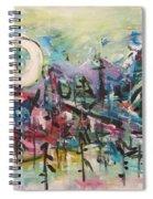 Bummer Flat2 Spiral Notebook