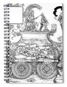 Burgkmair - Maximilian Spiral Notebook