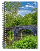 Burnside Bridge, Antietam Spiral Notebook