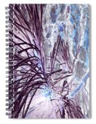Burst Spiral Notebook
