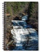 Buttermilk Spiral Notebook