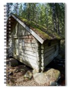 By The Mill Spiral Notebook