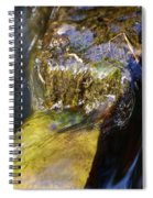 By The Mill. Water Spiral Notebook