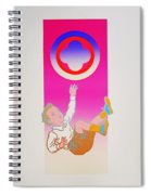 By The Time I Got To Woodstock Spiral Notebook