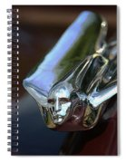 Cadillac - 1949 Hood Ornament Spiral Notebook