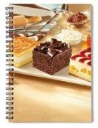Cake Spiral Notebook