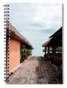 Calderitas Spiral Notebook