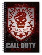 Call Of Duty Black Ops Spiral Notebook
