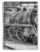 Canadian National 47 Spiral Notebook