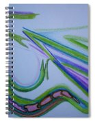 Canal Spiral Notebook
