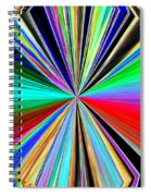 Candid Color 8 Spiral Notebook