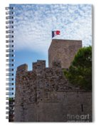Cannes, French Riviera Spiral Notebook