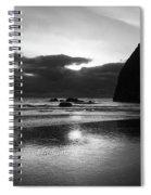 Cannon Beach 6118 Spiral Notebook