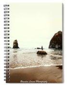 Canon Beach Spiral Notebook