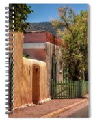 Canyon Road Color Spiral Notebook